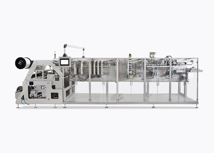 Horizontal form fill & seal machine