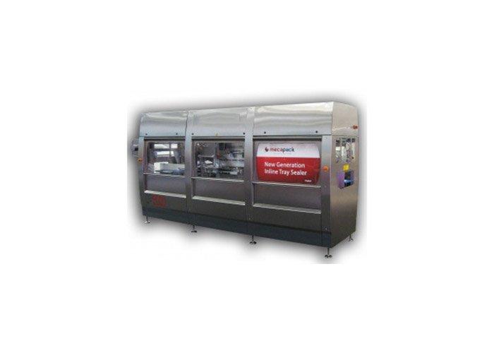 O2 6000 Inline Tray Sealer