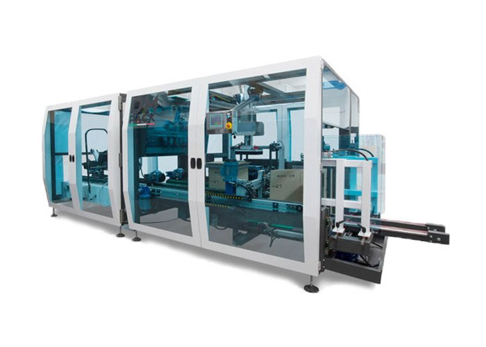 Automatic case packagers