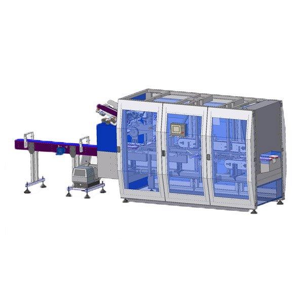 GEA Horizontal Wrap Around and Multipack Machines