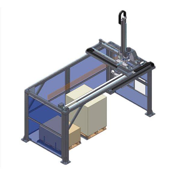 Tron Cartesian Automatic Palletiser