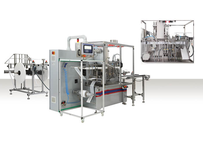 Fully Automatic Sachet Machines for Single Wet Wipes