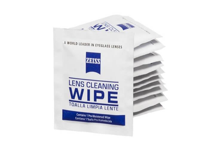 Wet wipe sashet